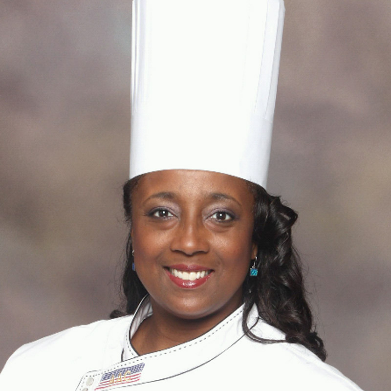 Chef Kimberly Brock